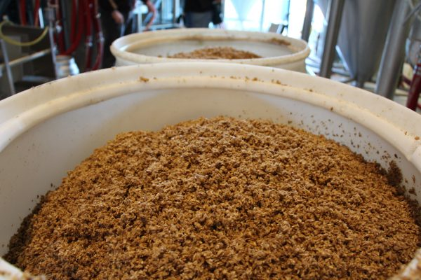 Bridgeview Brewing Company Contract Brewing Sustainability Spent Grain