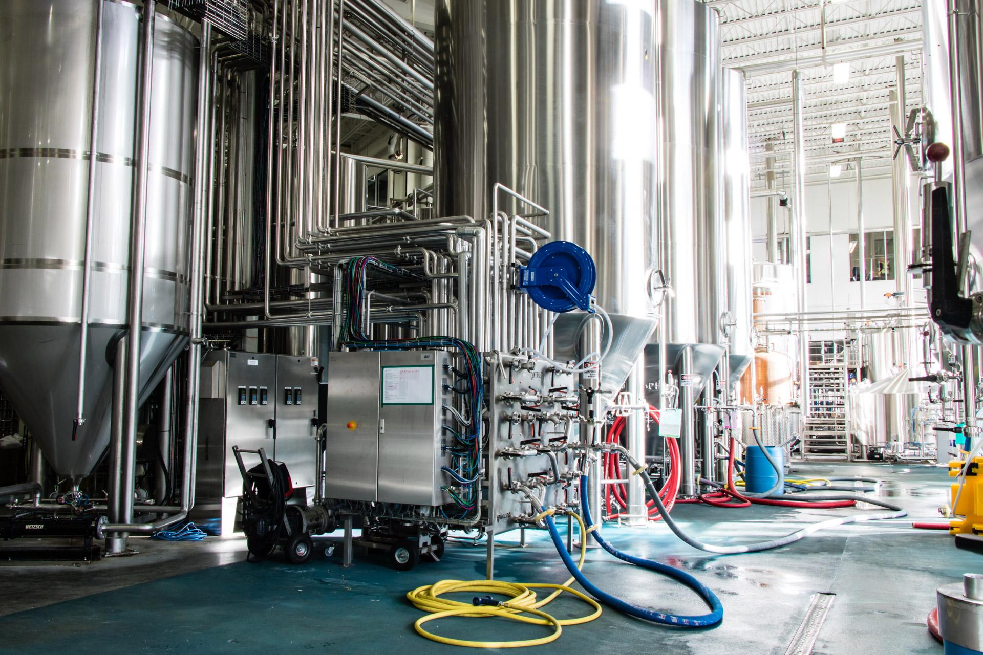 Bridgeview Brewing Company Contract Brewing Equipment Slider