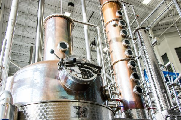 Bridgeview Brewing Company Contract Brewing Whisky Still